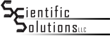Scientific Solutions, LLC Retina Logo